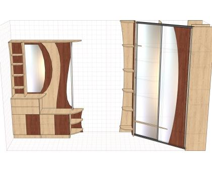 стильные кухни корпусная мебель